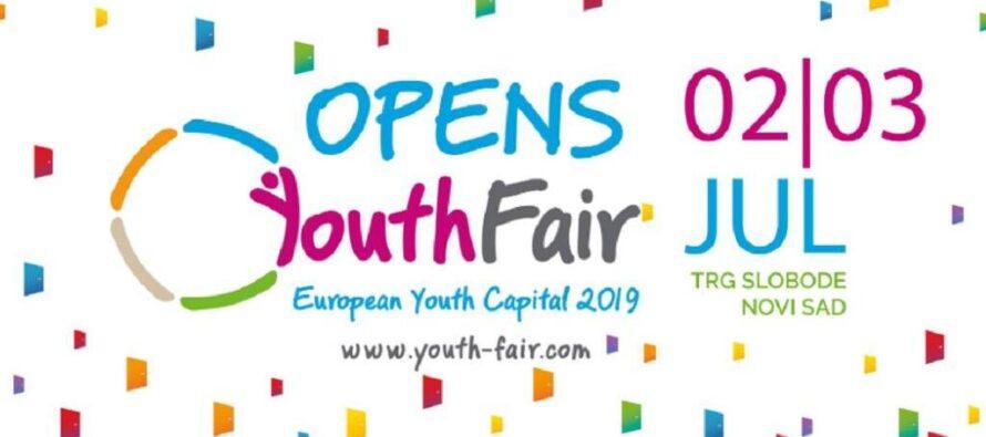 Youth Fair ako úvod do festivalu Exit