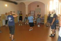 Choreografický seminár v Starej Pazove