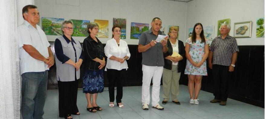 5. bienále kysáčskych výtvarníkov ochotníkov