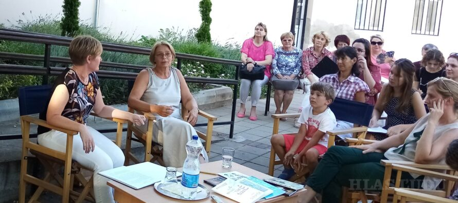 SNS: Večierok v knižnici venovali Márii Kotvášovej-Jonášovej