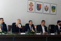 Delegácie partnerských miest na jubilejných SNS