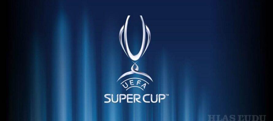 Liverpoolu UEFA Super Cup!