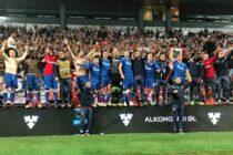 Červená hviezda eliminovala FC Copenhagen a postúpila do play-off Ligy majstrov!