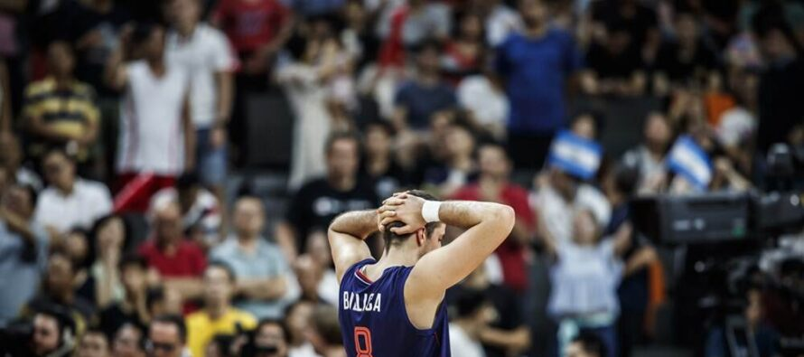 Srbsko je eliminované vo štvrťfinále MS v Číne!
