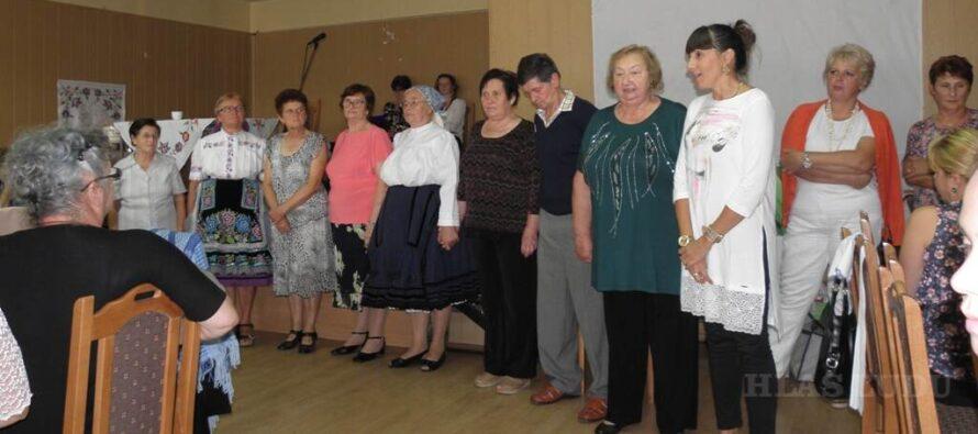 V Pivnici 9. Literárne stretnutie spolkov žien