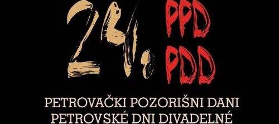Petrovské dni divadelné 2019