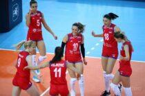 Futba… Pardon, volejbalistky Srbska vo finále majstrovstiev Európy!