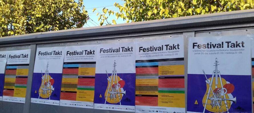 TAKT festival 2019 v Novom Sade