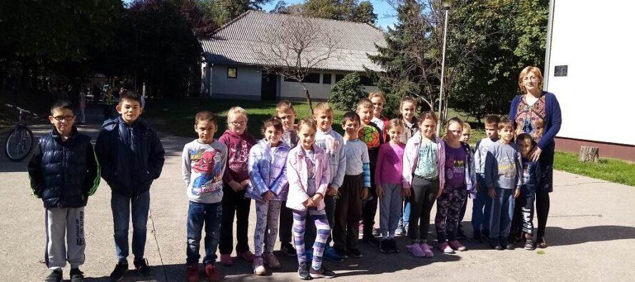 Pestrý Detský týždeň v kulpínskej škole