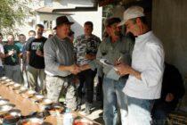 OSLAVY KOVAČICKÝ OKTÓBER: 36 kuchárskych tímov na podujatí Zlatý kotlík 2019