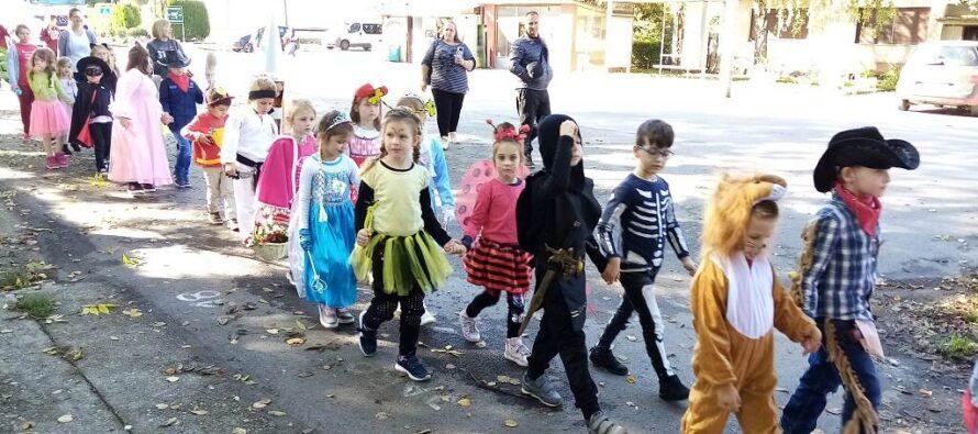 Maskový karneval osviežil Detský týždeň vkulpínskej škôlke