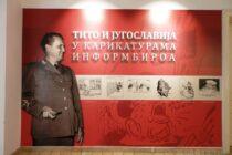 Výstava karikatúr IB v Múzeu Vojvodiny