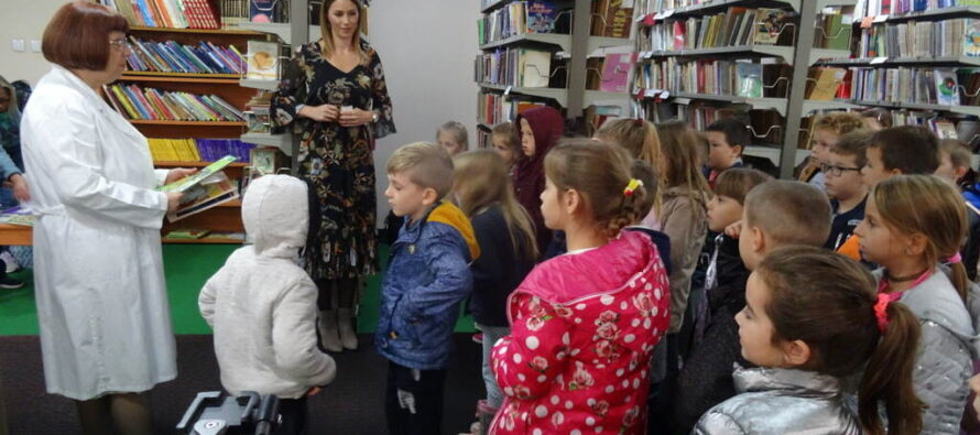 Detský týždeň v pazovskej knižnici