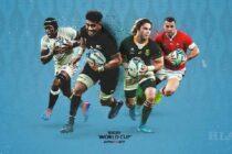 Vo finále rugby World Cup zohrajú Anglicko – Južná Afrika!