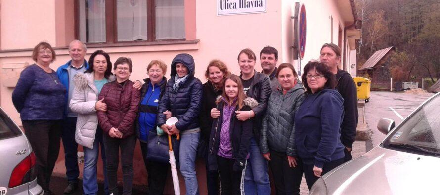 Kulpínčanky na tradičnej súťaži vRiečke