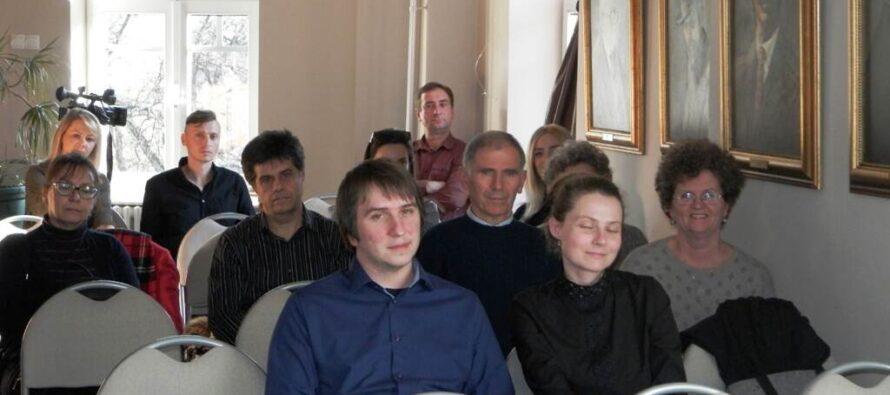 Hudobná konferencia v ÚKVS