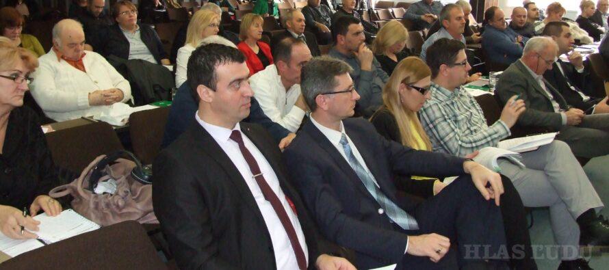 Záverom roka: 33. zasadnutie zhromaždenia obce v Petrovci