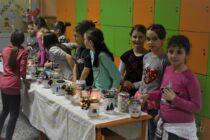 Šikovnosť detí prezentovaná na Vianočných trhoch v Pivnici