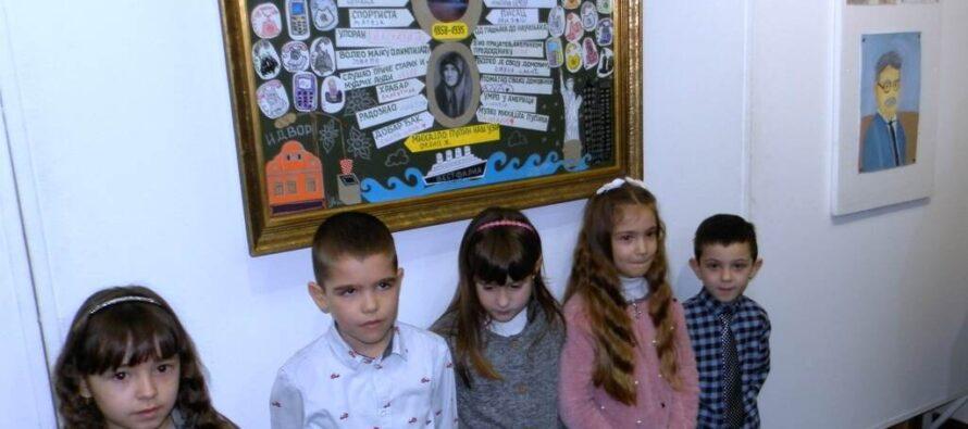 V GALÉRII INSITNÉHO UMENIA V KOVAČICI:  68 prác na tému Mihajlo Pupin – vlastenec a dedičstvo