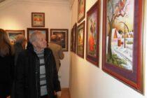 V GALÉRII BABKA V KOVAČICI: Sprístupnená 71. výstava Pavla Hajka