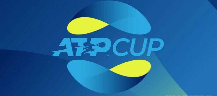 Nová tenisová súťaž – ATP Cup!