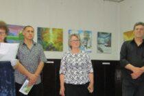 Výstava Zuzany Madackej v galérii SND
