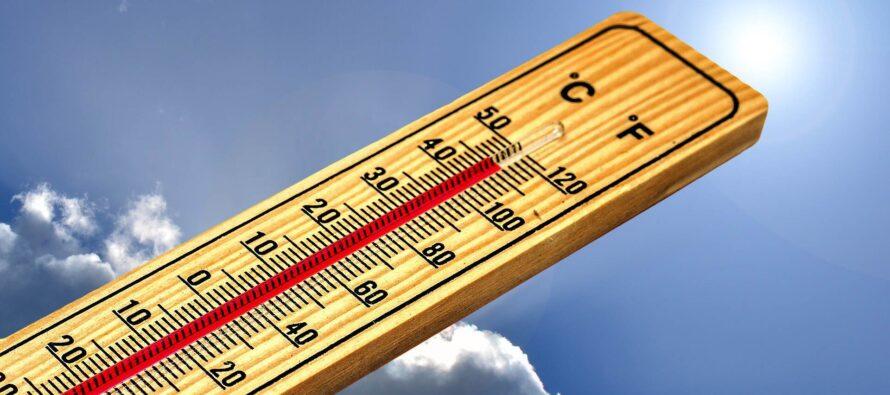 Posledných päť rokov najteplejších na Zemi