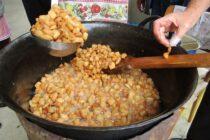 Gastronomická akcia v Kysáči