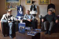 Prezentácia knihy o Jozefovi Maďarovi