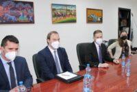Návšteva delegácie ÚSŽZ v Kovačici