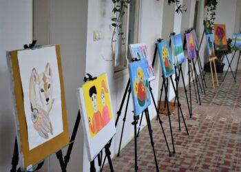 Diela mladých umelcov