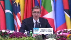 Prezident Srbska Aleksandar Vučić (Foto: RTS)