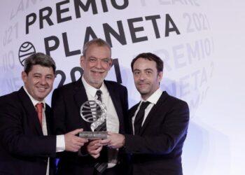 Odmenená trojica (Foto: Quique Garcia/EFE/Sipa)