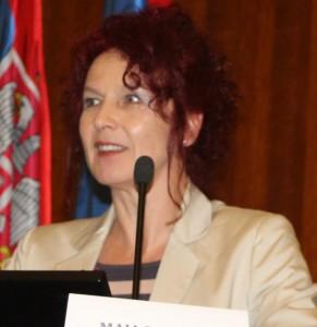 Podpredsedníčka Zhromaždenia APV Anna Tomanová-Makanová