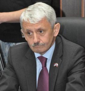 Poslanec NR SR Mikuláš Dzurinda