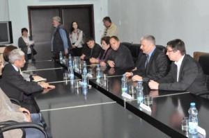 Rokovanie s predstaviteľmi petrovskej lokálnej samosprávy