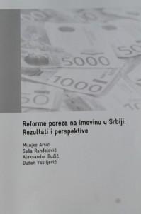 Obálka jednej z publikácií o reforme daní