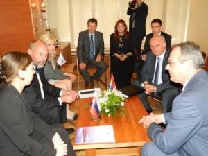 Utorkové podpísanie protokolu ako bodka za 5. zasadnutím medzivládnej komisie a štart novej etapy ekonomickej spolupráce dvoch krajín