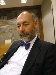 Široké pole pôsobenia: minister Tomáš Malatinský