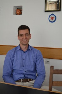 Miroslav Ilić, predseda Komisie pre spoluprácu s náboženskými spoločnosťami mesta Nový Sad