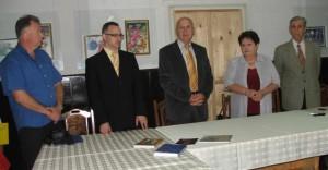 Príhovory z príležitosti podpísania zmluvy