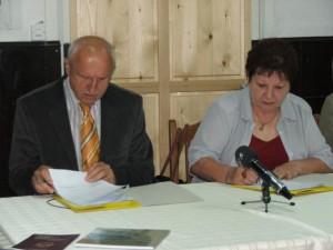 Podpisovanie zmluvy o financovaní MSS