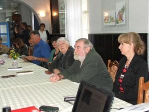 Po tom, čo podpísali zmluvu o financovaní MSS, predstavili publikácie, ktoré vlani vydali