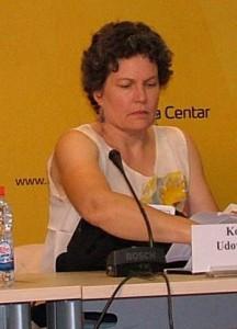 Dr. Kori Udovički