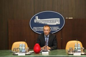 Bojan Pajtić, predseda Pokrajinskej rady národnostných spoločenstiev