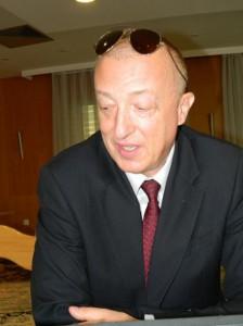 Generálny riaditeľ SARIO Róbert Šimončič