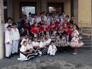 Vienkari so svojimi priateľmi v Nových Zámkoch
