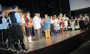 Z vystúpenia hostí z Belehradu