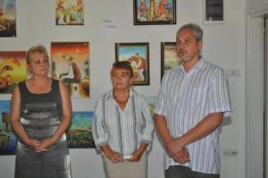 Záber z otvorenia výstavy