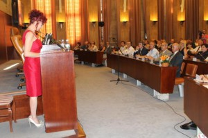Predsedníčka NRSNM Anna Tomanová-Makanová – pohľad na uplynulé desaťročie